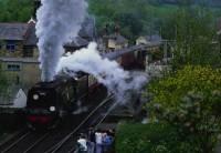 Grosmont Steam Railway